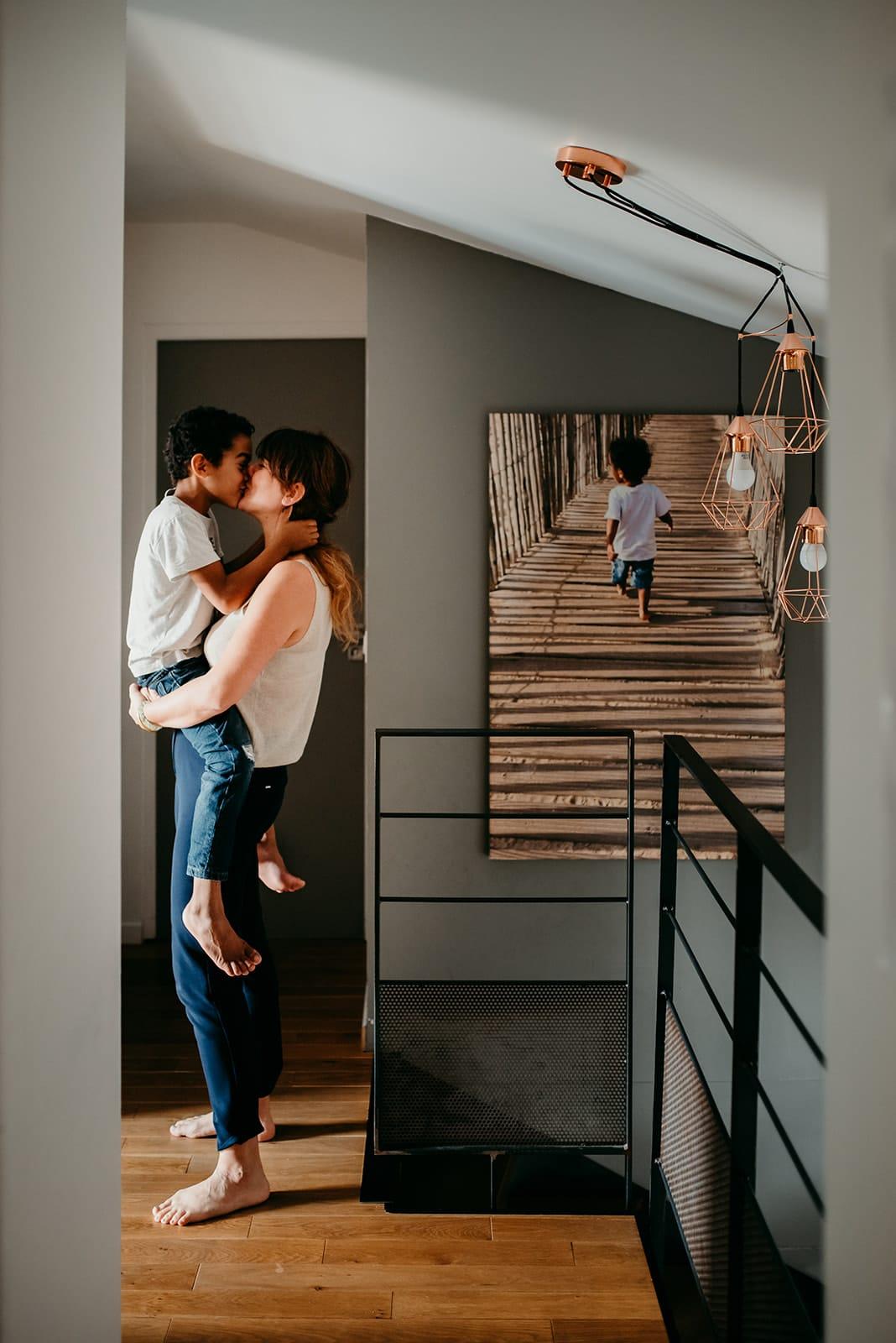photographe naissance et famille dans les Landes - Marina Contis - photographe lifestyle landes et pays basque - photographe maternité et nouveau né en reportage - biarritz -hossegor